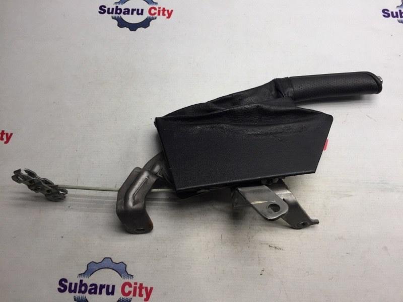 Ручка ручника Subaru Legacy BL EJ20 2004 (б/у)