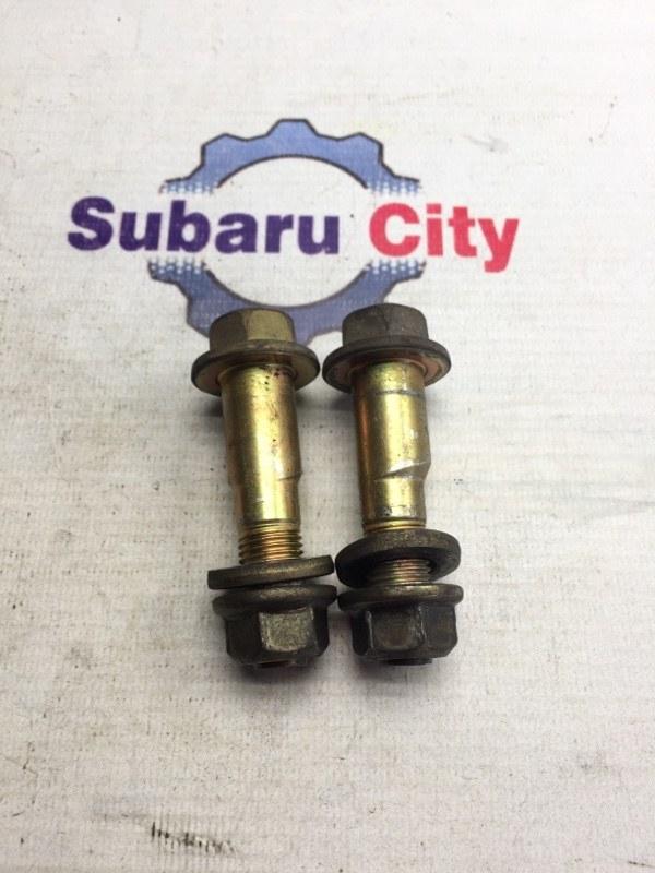 Развальные болты Subaru Legacy BE EJ20 2004 переднее (б/у)