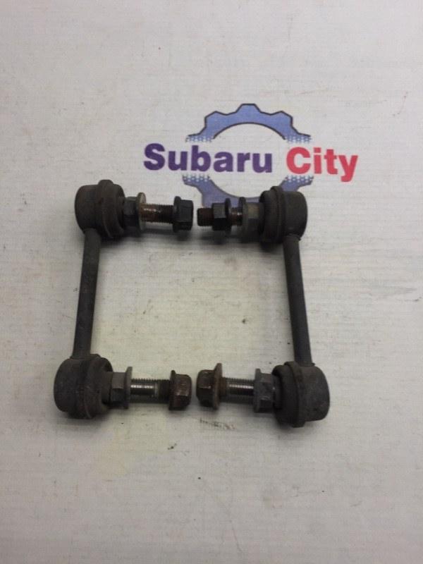 Стойки стабилизатора Subaru Legacy BE EJ20 2004 задние (б/у)
