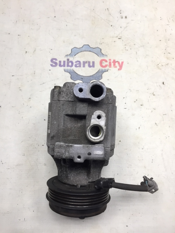 Компрессор кондиционера Subaru Legacy BL EJ20 2004 (б/у)
