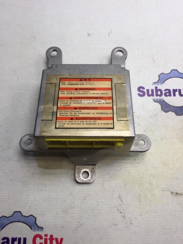 Блок srs Subaru Legacy BL EJ20 2004 (б/у)