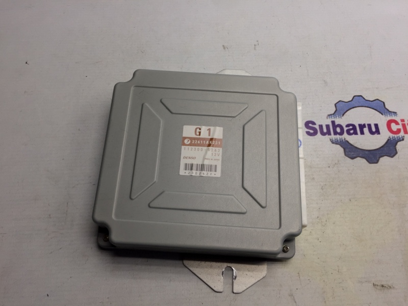 Блок управления двс Subaru Legacy BL EJ20 2004 (б/у)