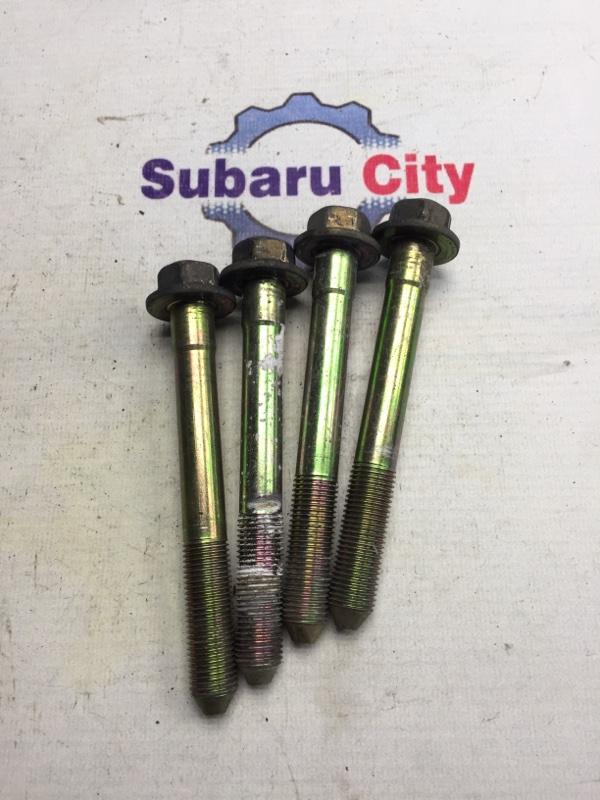 Болты крепления подрамника Subaru Legacy BL EJ20 2004 задние (б/у)