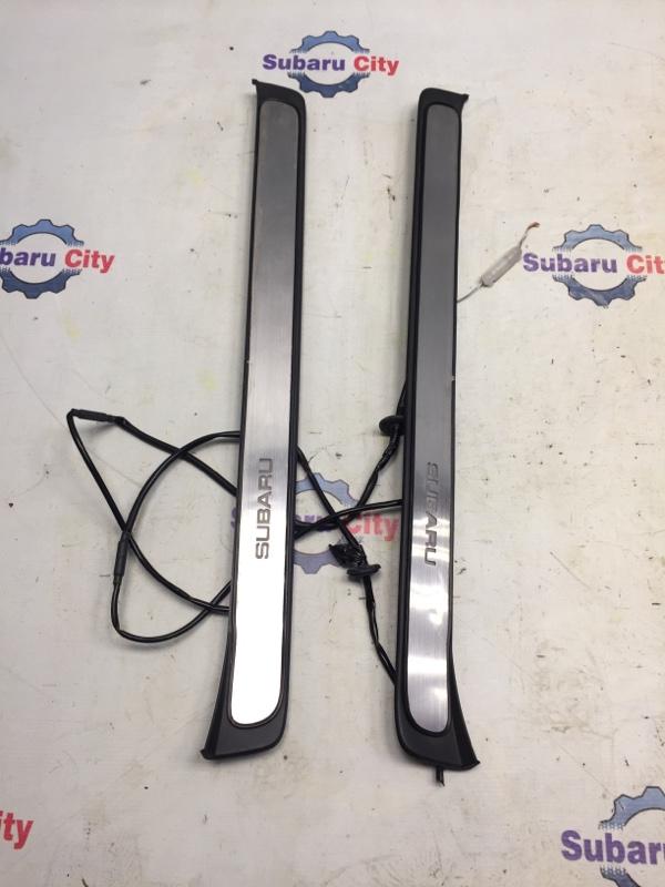 Накладка проема двери Subaru Legacy BL EJ20 (б/у)