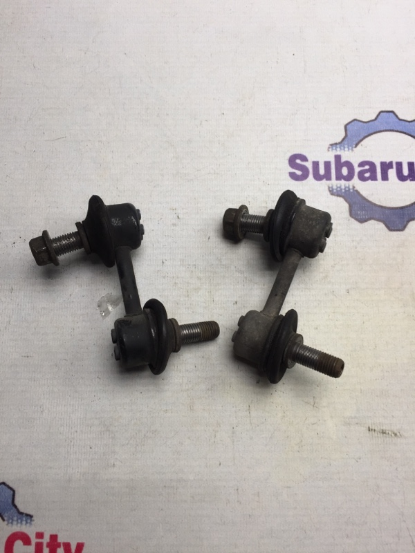 Стойки стабилизатора Subaru Legacy BE EJ20 2007 передние (б/у)