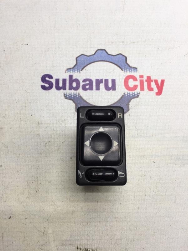 Блок управления зеркалами Subaru Forester SF EJ20 1998 (б/у)