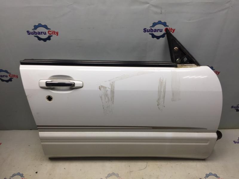 Дверь Subaru Forester SF EJ20 1998 передняя правая (б/у)