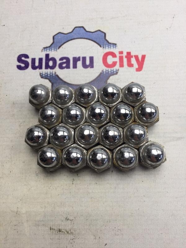Гайки колесные Subaru Legacy BE EJ20 1998 (б/у)