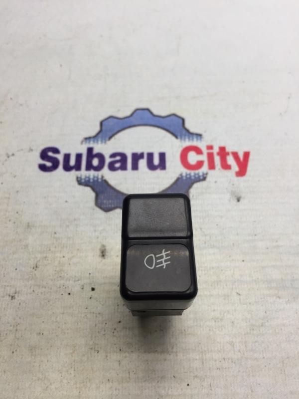 Кнопка противотуманок Subaru Forester SF EJ20 1998 (б/у)