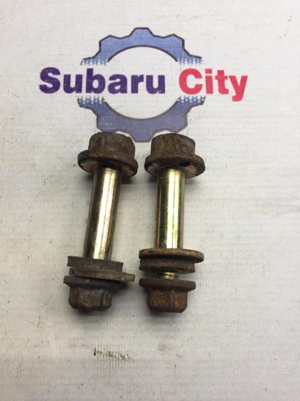 Развальные болты Subaru Legacy BE EJ20 1998 заднее (б/у)