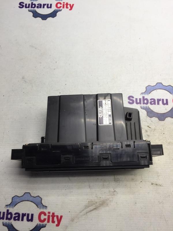 Блок климат контроля Subaru Forester SF EJ20J 1998 (б/у)
