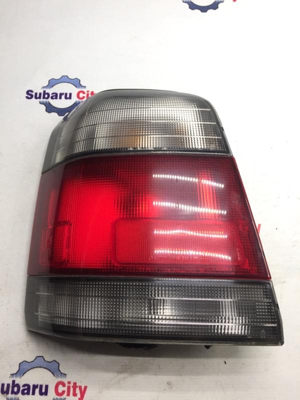 Стоп сигнал Subaru Forester SF EJ20J 1998 левый (б/у)