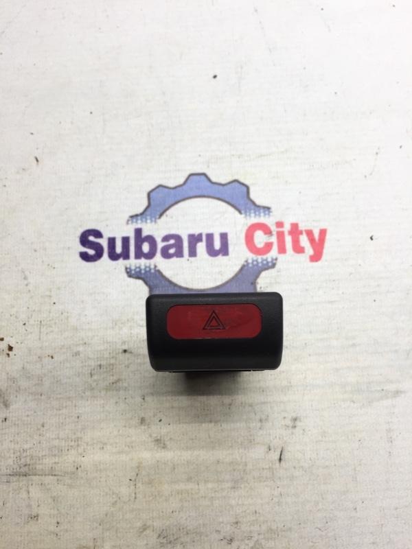 Кнопка аварийки Subaru Forester SF EJ20J 1998 (б/у)