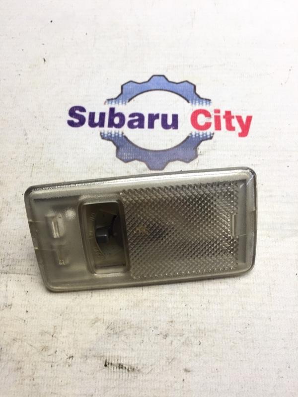 Плафон багажника Subaru Forester SF EJ20J 1998 (б/у)