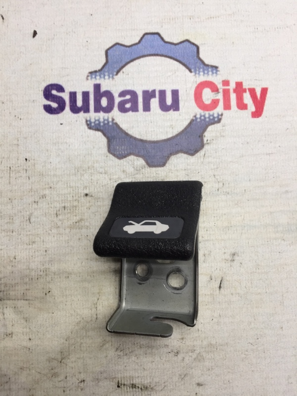 Ручка открывания капота Subaru Forester SF EJ20J 1998 (б/у)