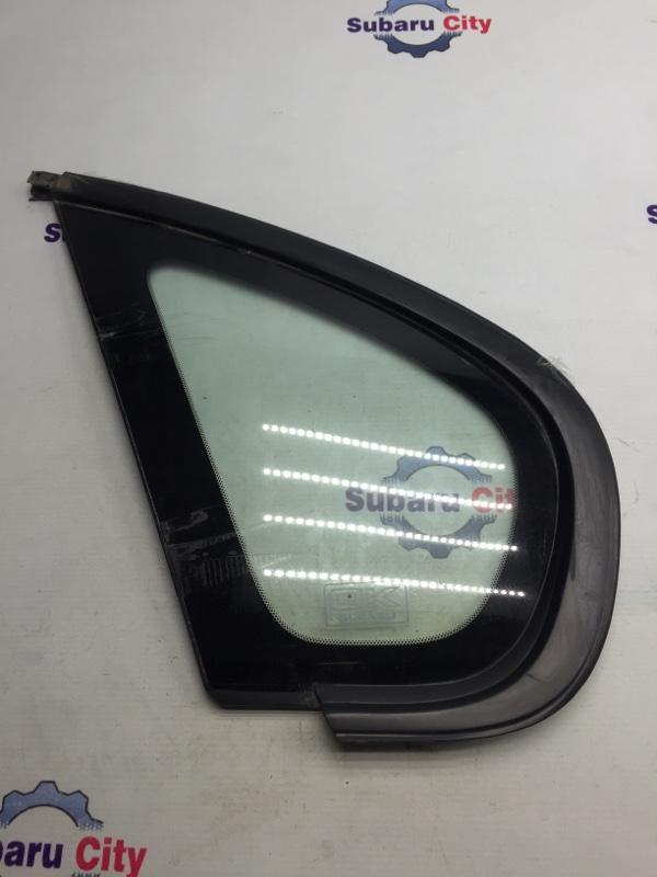 Форточка Subaru Legacy BE EJ20 1999 левая (б/у)