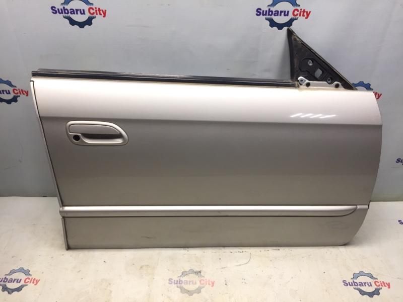 Дверь Subaru Legacy BE EJ20 1999 передняя правая (б/у)