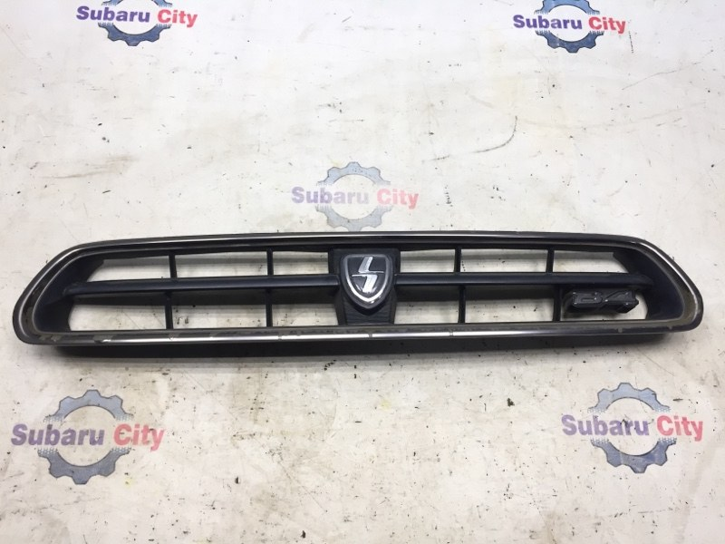 Решетка радиатора Subaru Legacy BE EJ20 1999 (б/у)