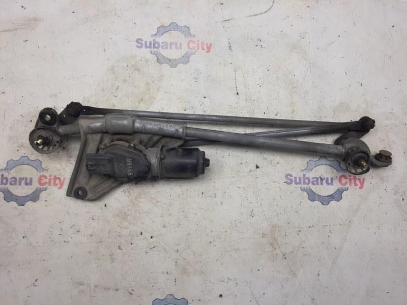 Трапеция дворников Subaru Legacy BE EJ20 1999 передняя (б/у)