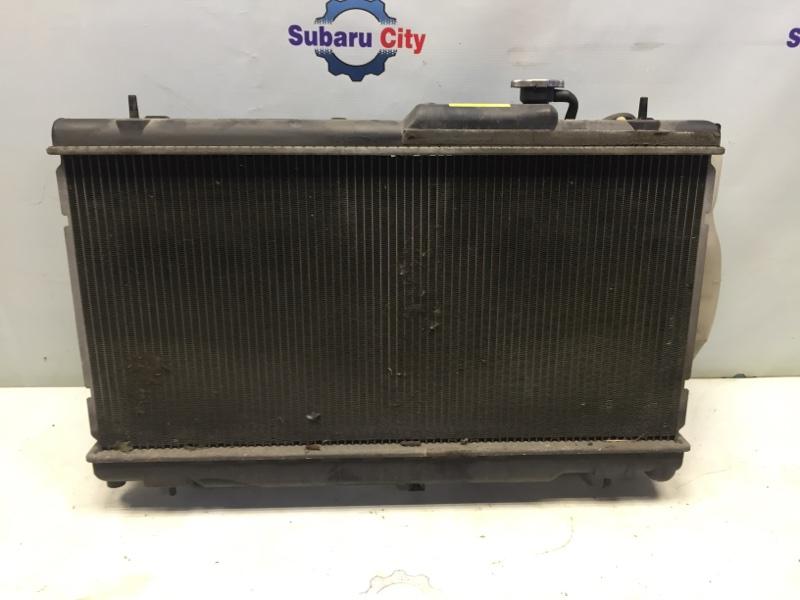 Радиатор двс Subaru Legacy BE EJ20 1999 (б/у)