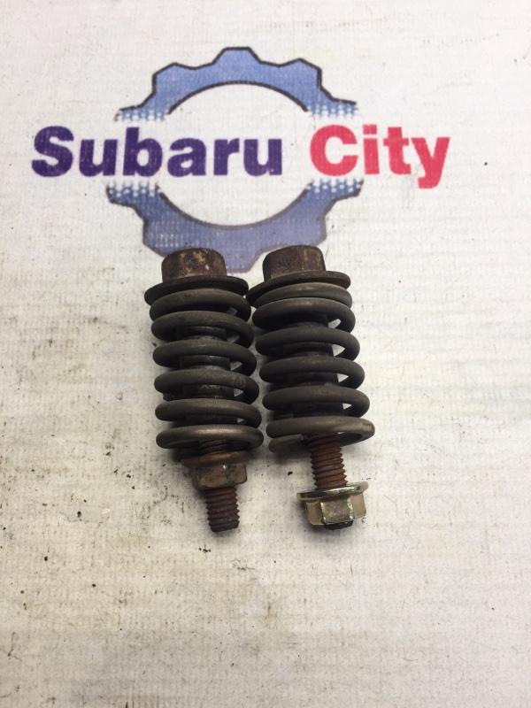 Болты крепления глушителя Subaru Legacy BE EJ20 1999 (б/у)
