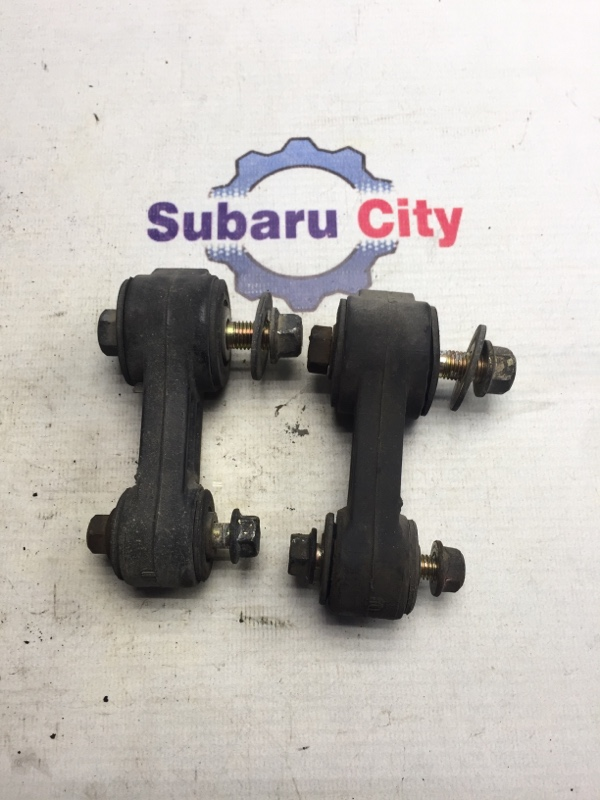 Стойки стабилизатора Subaru Legacy BE EJ20 1999 передние (б/у)