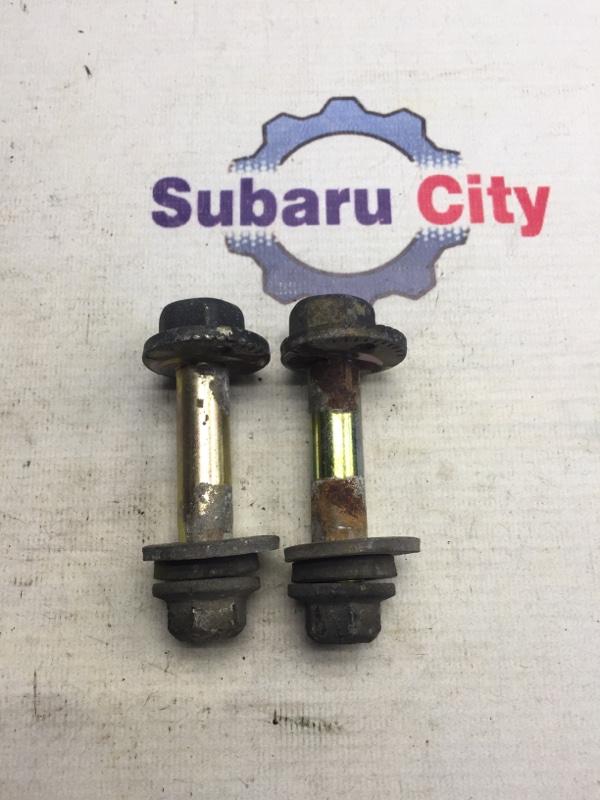 Развальные болты Subaru Legacy BE EJ20 1999 заднее (б/у)