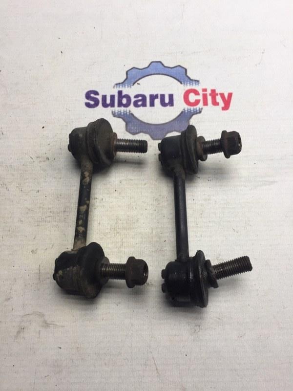 Стойки стабилизатора Subaru Legacy BE EJ20 1999 задние (б/у)