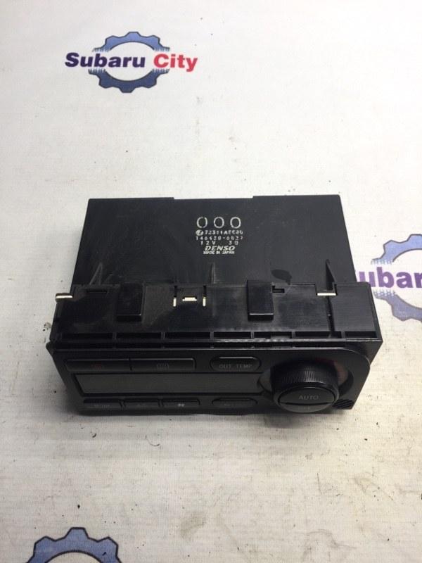 Блок климат контроля Subaru Legacy BE EJ20 1999 (б/у)