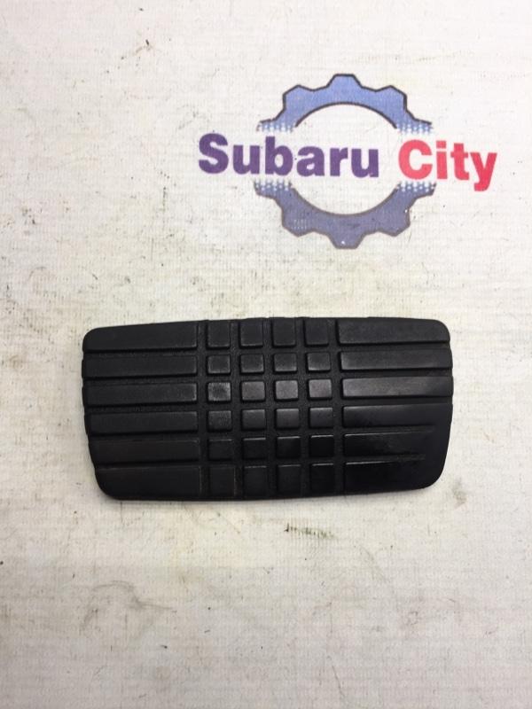 Накладки на педали Subaru Legacy BE EJ20 1999 (б/у)