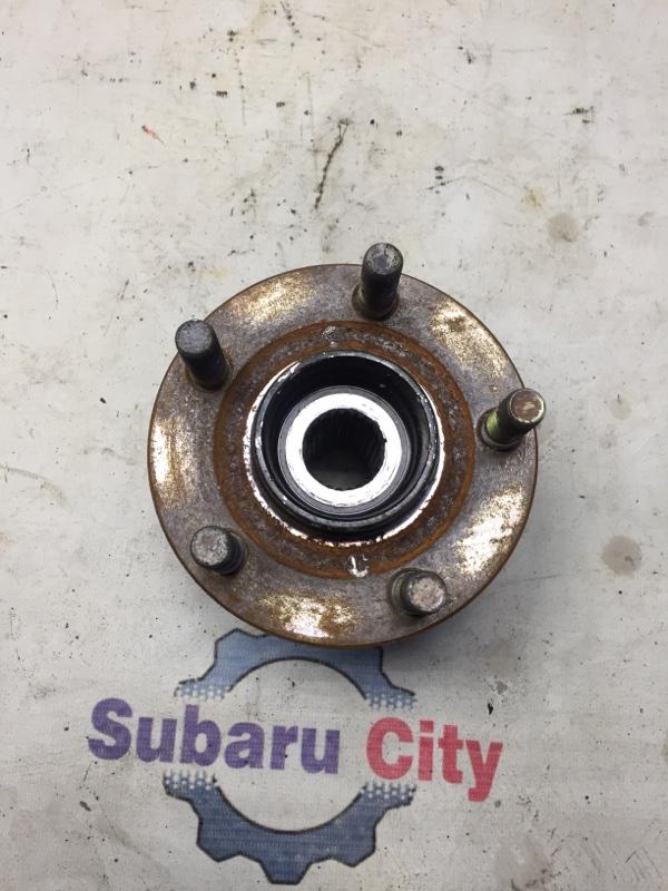 Ступица Subaru Legacy BE EJ20 1999 задняя (б/у)