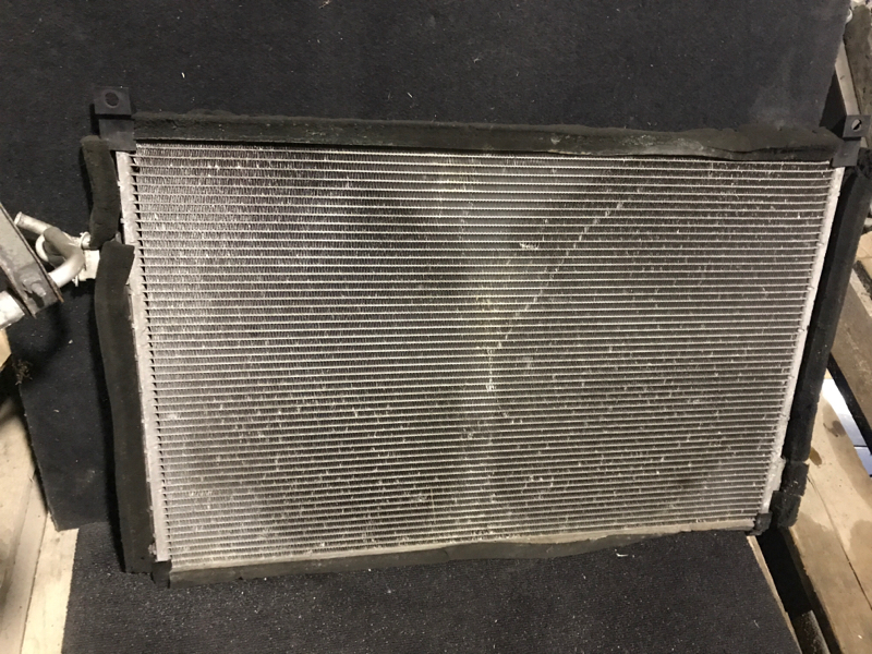 Радиатор двс Infiniti M35 Y50 VQ35HR 2010 (б/у)