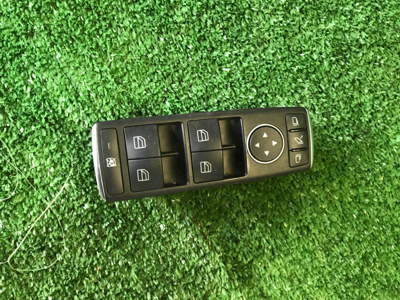 Блок управления стеклами Mercedes-Benz M-Class X166 передний левый (б/у)