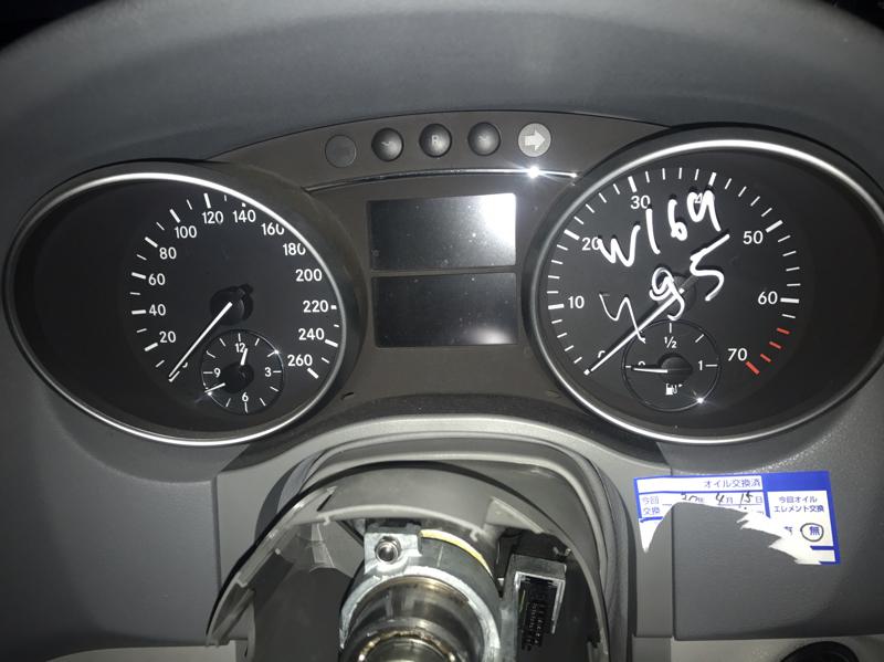 Спидометр Mercedes-Benz Ml-Class W164 272 2007 (б/у)