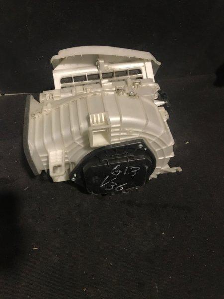 Мотор печки Nissan Skyline PV36 VQ35HR 2007 (б/у)