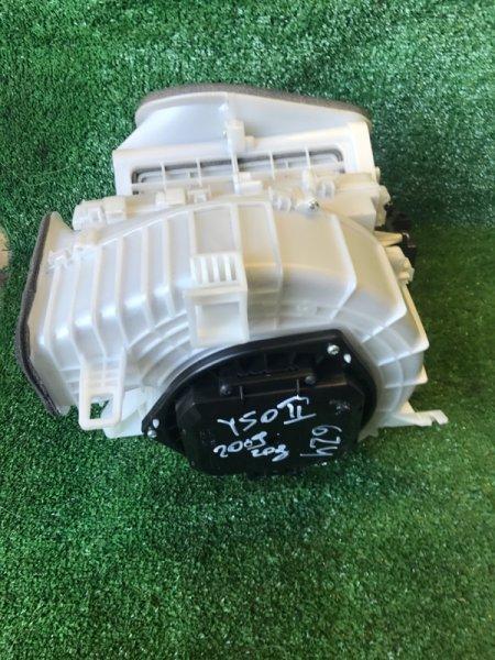 Мотор печки Nissan Fuga PNY50 VQ35HR 2008 (б/у)