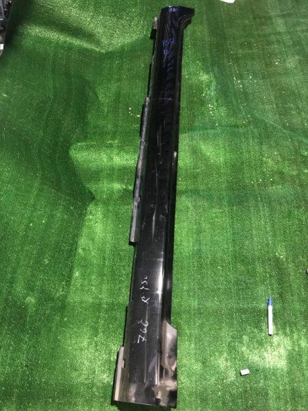 Порог Nissan Fuga PNY50 VQ35DE правый (б/у)