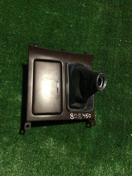 Консоль кпп Nissan Fuga PNY50 VQ35DE (б/у)