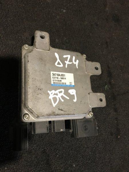 Блок управления рулевой рейкой Subaru Legacy BR9 EJ255 (б/у)