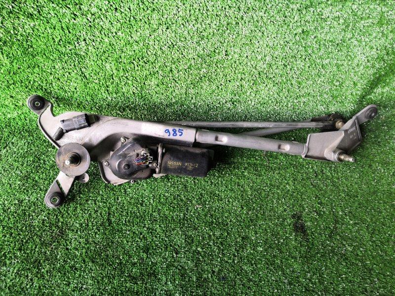 Механизм стеклоочистителя Nissan Fuga PNY50 VQ35DE (б/у)