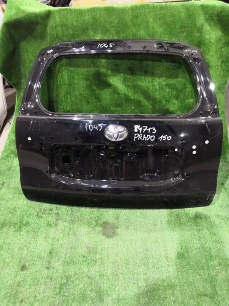 Дверь багажника Toyota Land Cruiser Prado GRJ150 2013 задняя (б/у)
