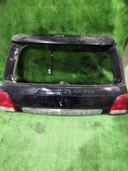 Дверь багажника Toyota Land Cruiser 200 URJ202 2009 задняя верхняя (б/у)