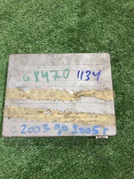 Блок управления двс Lexus Gx470 UZJ120 2UZ-FE 2003 (б/у)