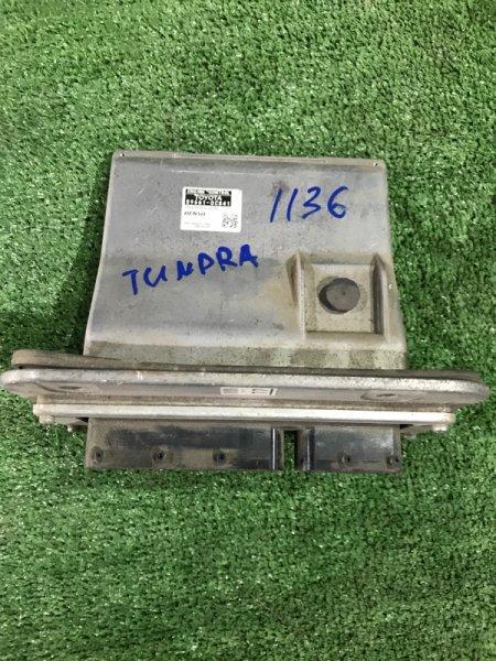 Блок управления двс Toyota Tundra USK50 3UR 2010 (б/у)
