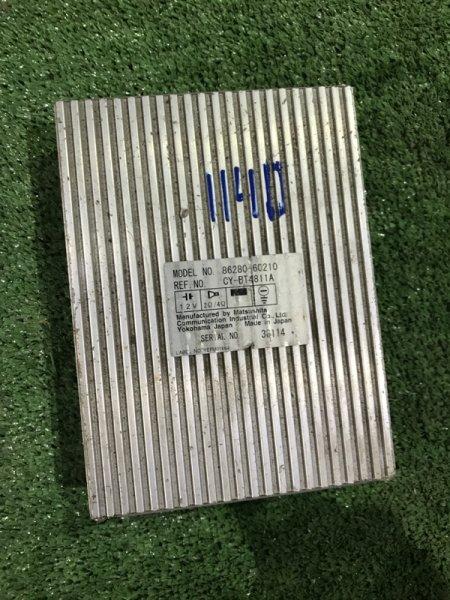 Усилитель звука Toyota Land Cruiser 100 UZJ100W 2UZ-FE (б/у)
