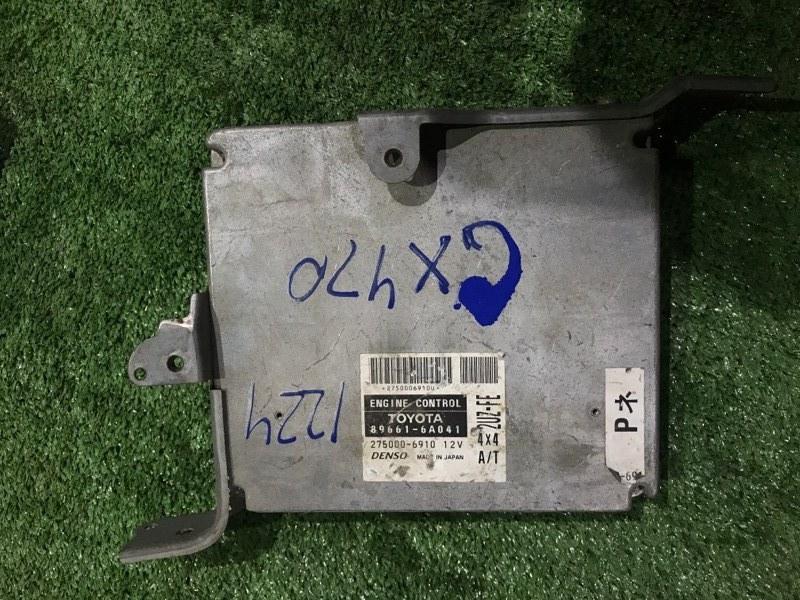 Блок управления двс Lexus Gx470 GRJ120 2UZ 2003 (б/у)