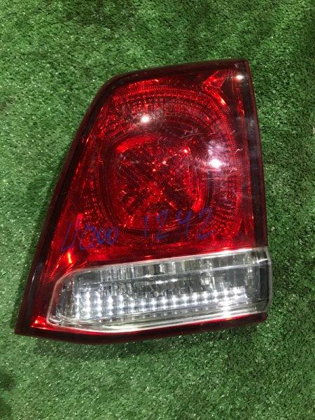 Стоп-сигнал Toyota Land Cruiser 200 GRJ200 1VDFTV 2008 задний левый (б/у)