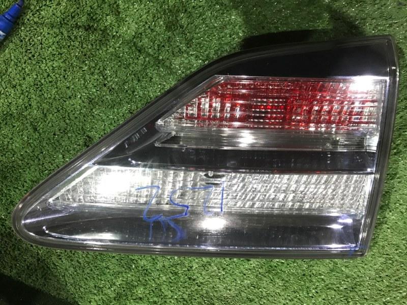 Стоп-сигнал Lexus Rx270 GGL10W 1VDFTV 2010 задний правый (б/у)
