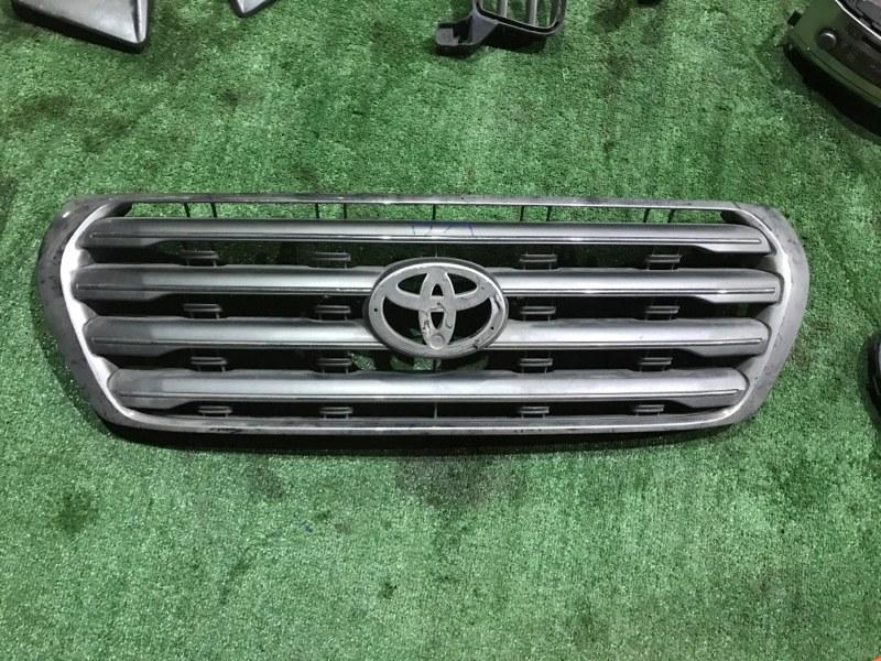 Решетка радиатора Toyota Land Cruiser 200 GRJ200 2008 (б/у)