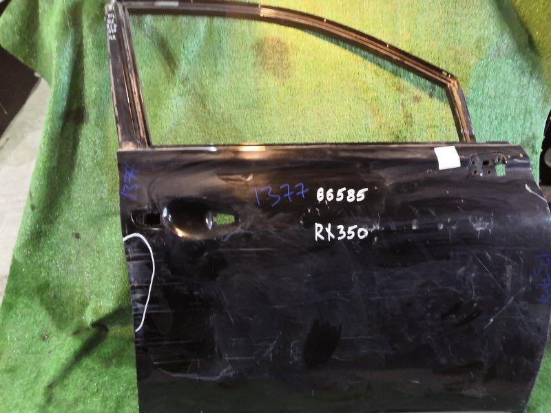 Дверь Lexus Rx270 GGL10 2GRFE передняя правая (б/у)